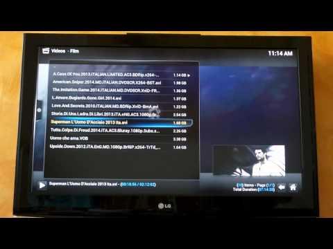 Video prova Amazon Fire TV italiano