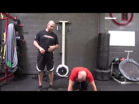 Ultimate Sandbag Training Functional Exercise Circuit Image 1