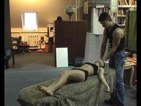 Уроки тантрического массажа - видео