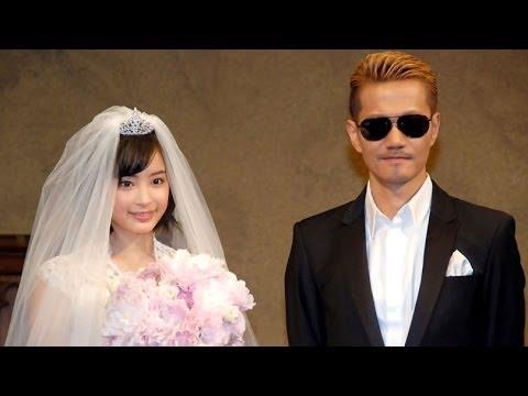 EXILE・ATSUSHI、結婚「40歳までには」 ゼクシィ7代目CMガール・広瀬すず初お披露目 結婚情報誌『ゼクシィ』新CM&CMソング発表会