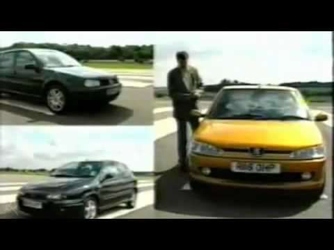 Top Gear - Golf GTI. Fiat Bravo HGT or Peugeot 306 GTi6
