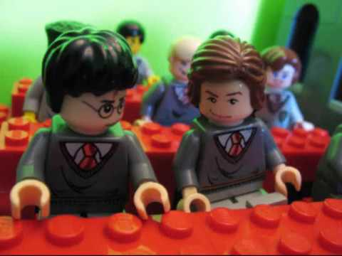 Lego Harry Potter and the Half Blood Heartbreak