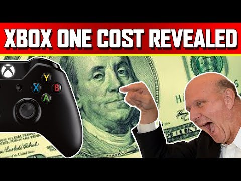 How Much Does Xbox One Cost to Build