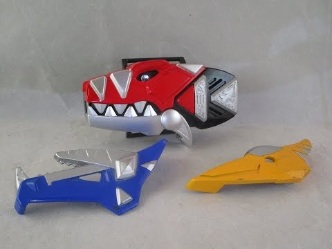 Retro Review: Thundersaurus Morpher (Power Rangers Dino Thunder)