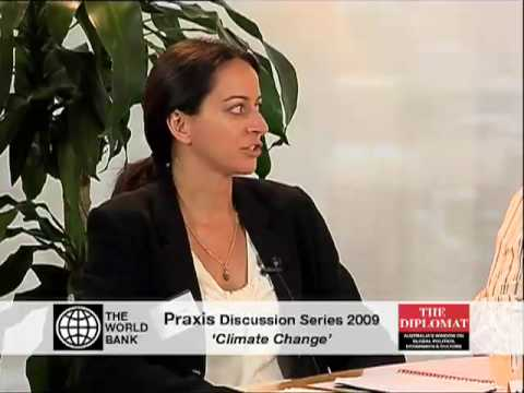 Praxis Discussion Series: Climate Change