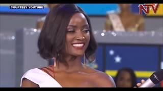 Beauty queen to become Tourism ambassador for Uganda