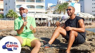 Jax Jones Raves About Ibiza, Robert Pattinson And Summer Anthems 🌅 | FULL INTERVIEW | Capital