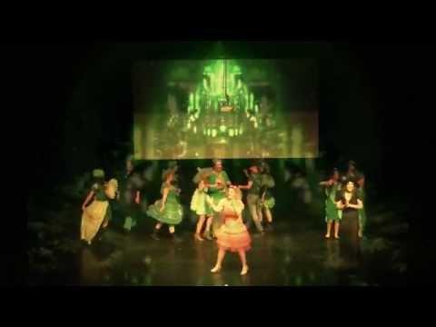 Wicked - One Short Day - Zümrüt Şehir - Gulsin Gumus Muzik Ve Dans Atolyesi video