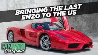 How hard is importing a Euro-Spec Ferrari Enzo into the US?