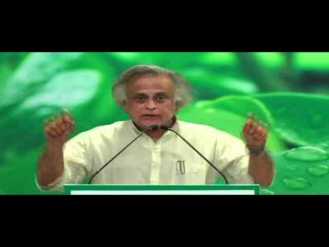 Jairam Ramesh, Indian Minister of Environment and Forests on the green economy