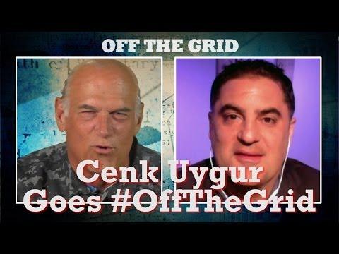 Cenk Uygur Goes #OffTheGrid | Jesse Ventura Off The Grid - Ora TV