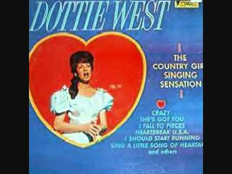 Dottie West - Angel On Paper