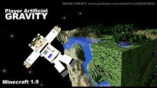 Player Artificial Gravity Minecraft 1.9