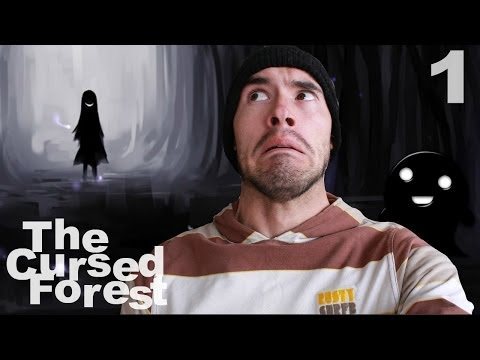 ME SIENTO OBSERVADO! | The Cursed Forest | Parte 1 - JuegaGerman