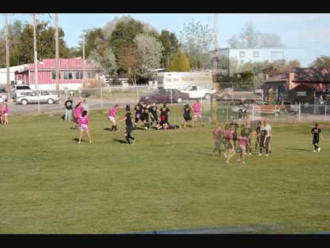 Hagerman High School PowderPuff Football