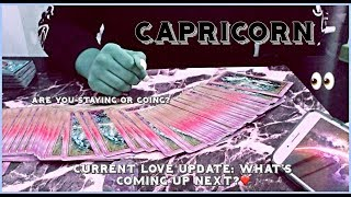 CAPRICORN THIS IS A LOVE OPPORTUNITY OF A LIFETIME💌 LOVE JANUARY EXTENDED 2019 READING!✨