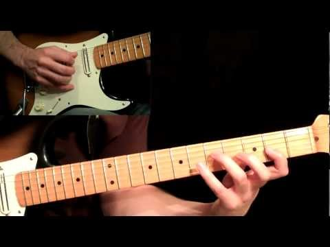 Cliffs Of Dover Guitar Lesson Pt.1 - Eric Johnson - Intro