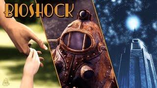 All Endings of Bioshock (incl. DLCs)