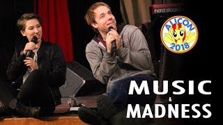 Music and Madness | AliCon 2018