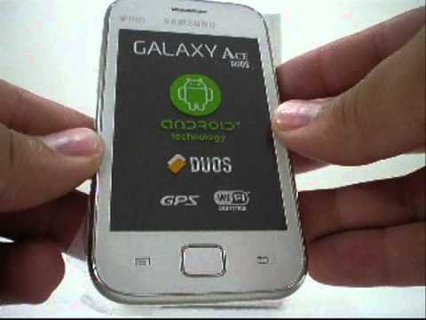 SAMSUNG GALAXY ACE DUOS S6802 ANDROID DOBLE SIM 3G 850 - ALI...