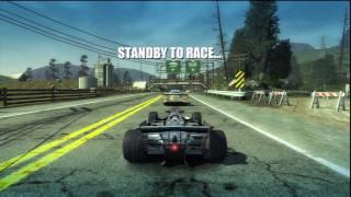 Burnout Paradise - Ranked Race - Around Paradise