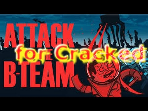 تحميل مود اتاك اوف ذا بي تيم للمكركة والاصلية Download mod attack of the B team for cracked
