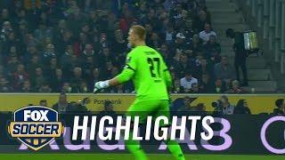 Kate Abdo and Warren Barton talk about hilarious blunder by the Mainz goalkeeper | FOX SOCCER