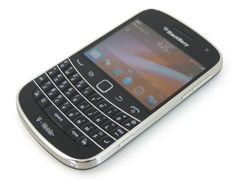 blackberry bold 9900 video clips
