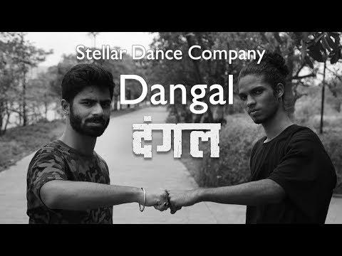 Dangal - Title Track Remix | Stellar Dance Company | Aamir Khan |  Daler Mehndi | Dj Amit Saxena