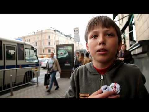 Un activist minor de la Moscova explică…