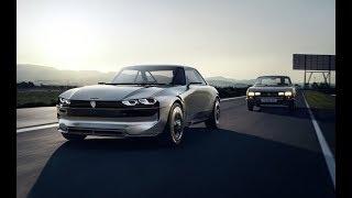 Musique pub Peugeot E legend Concept - Unboring the future