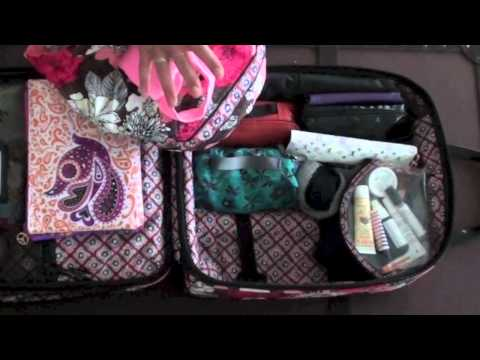 Summer Travel: Carryon Essentials