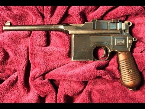 Just Fieldstrip - #056 - Mauser C96