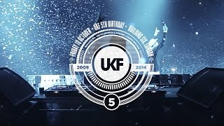 UKF 5th Birthday - First Lineup Announcement