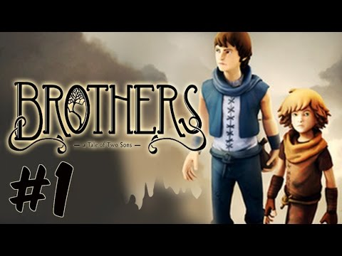 LETS GO ON A JOURNEY BROS! - Brothers: A Tale Of Two Sons: Gameplay - FULL GAMEPLAY