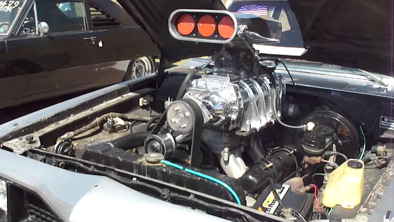 Blower Dodge V8 Youtube