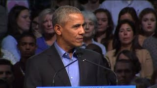 Barack Obama: 'Folks Don't Feel Good Right Now'