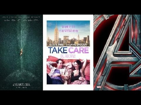 Trailer Thursdays: In The Heart Of The Sea, Take Care, Avengers: Age of Ultron