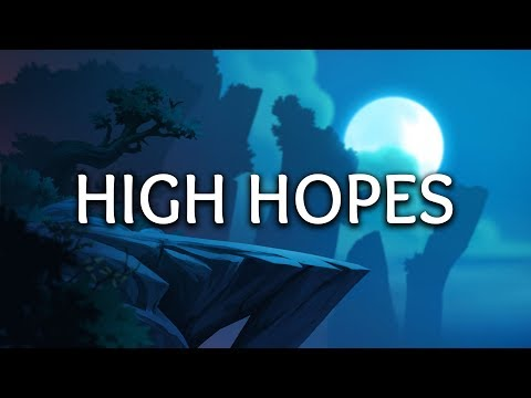 Panic! At The Disco ‒ High Hopes (Lyrics)
