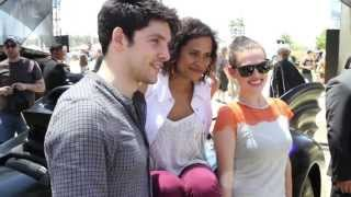Merlin at Comic-Con 2012! | Merlin