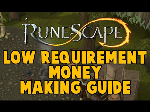 Runescape Guide: 1-2M Low Requirement Money Making Guide 2014 – iAm Naveed Runescape