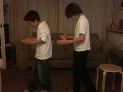 Ben 10 Beat It! video