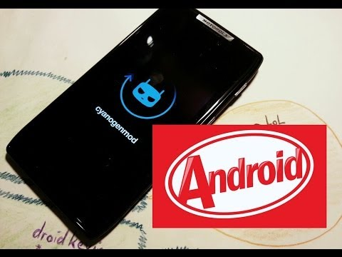 How To Install Android Kitkat 4.4 On Motorola Razr [guide] video