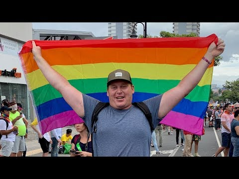 Pride March Costa Rica 2019