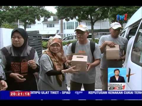 TM PELAWA SERTAI PROJEK TIFFIN MALAYSIA [17 JUN 2016]