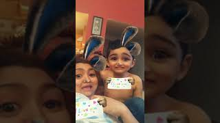 Funny video baby and mommy