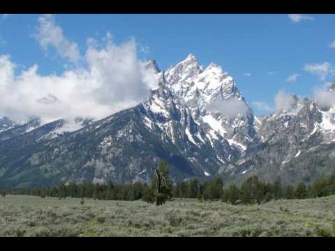 The Grand Tetons June 2009