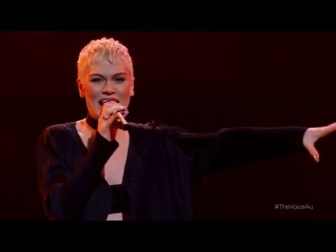 Jessie J performs 'I Have Nothing' | The Voice Australia 2016