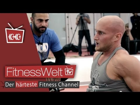 Coach Seyit vs. Karl ESS! MMA Workout - UFC Fighter Training Bodybuilding vs. ATHLETE  (2) Image 1