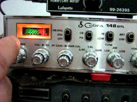 Radio PX Cobra 148 GTL Original Made in Malaysia